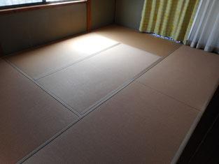 日野市 和紙畳 芦沢製疊:あしざわせいじょう