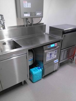 ※内蔵洗剤・リンス剤供給装置利用(洗剤容器は異なります)