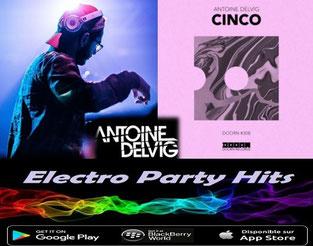 Antoine DELVIG - Cinco