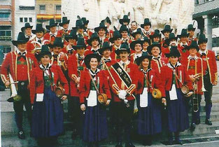 Konzertreise nach Spanien (Castellon de la Plana), 1993