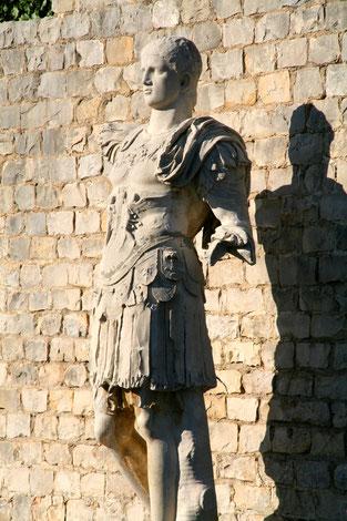Ausgrabungen in Vaison la Romaine