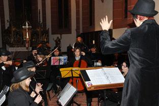 Projektorchester TheWildWoodies