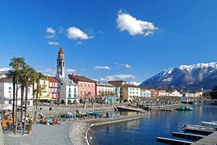 Wunderschönes Ascona