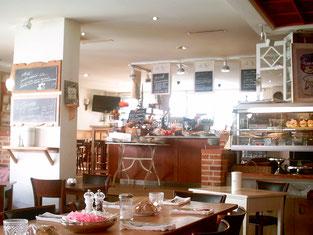 Sehen und gesehen werden im Kaffeeklatsch