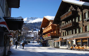 Lenk im Winter