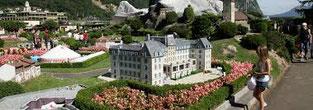 Swiss Miniature in Melide