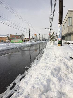 石川県金沢市玉鉾2-265 足つぼ・耳つぼダイエットほしみぐさ 大雪