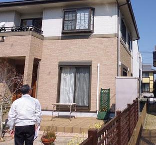 塗装前 熊本Y様邸