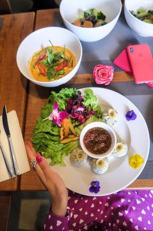 Restaurant Chimys Zurich vegan vegetarisch Kreis 4