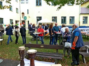 Freiwilligen-Zentrum Augsburg  -  Foto: Christoph Urban