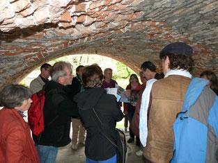UNESCO-Interessenbekundung - Kulturbotschafter Wasser 2013/14 - Foto: Maria Fey - Freiwilligen-Zentrum Augsburg