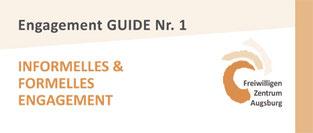 Freiwilligen-Zentrum Augsburg - Engagement Guide
