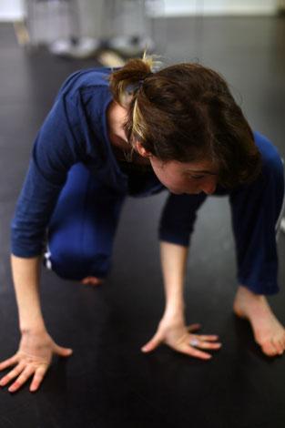 Cours de danse contemporaine, modern'jazz adulte toulouse minimes
