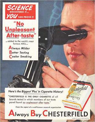 """Lo dimostra anche la """"scienza"""": queste sigarette non lasciano sapori """"sgradevoli"""" dopo averle fumate"""