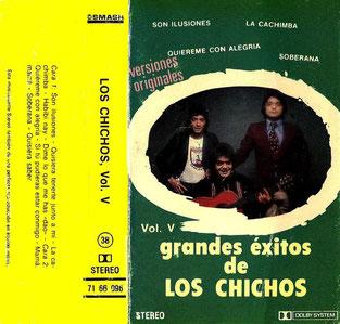 Grandes exitos de Los Chichos Vol 5