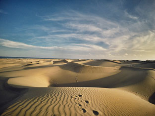 Dunes of Maspalomas - Grand Carnary