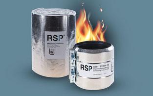 Brandschutzrohre bei RSP®