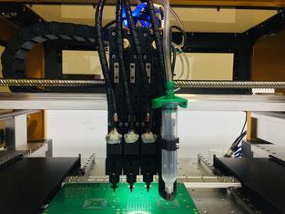 Dispenser option 4 head CL64 machines