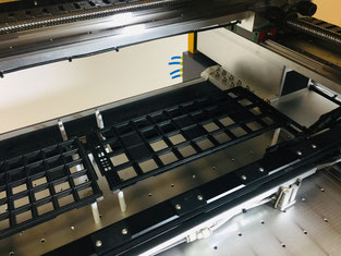 VP-2800HP-CL64-4RCV Jedec Tray holder