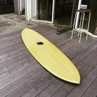 藤沢・湘南でフィンガーシェイプのサーフボード販売