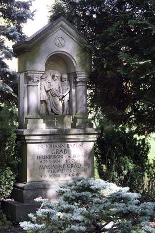 Friedhof St. Matthias, Berlin