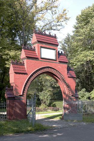 Begräbniswald auf dem St. Bartholomäus Kirchhof, Berlin