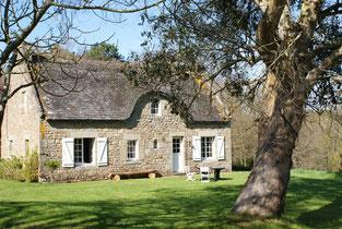 """""""La maison de Kerdenot"""" en Morbihan (56)"""
