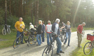 3. Fahrradtour de Greenclub (2014)