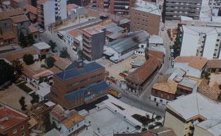 Ayuntamiento y Calle Mayor 1975