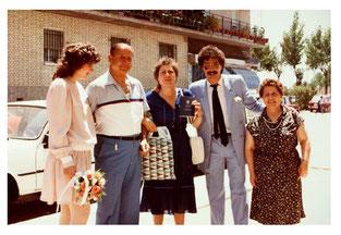 Calle los Cantos 1983