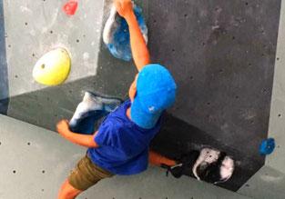 Kletterkurs Bouldern