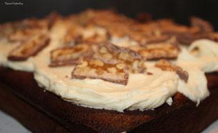 Peanutbutter-Chocolade-Cake