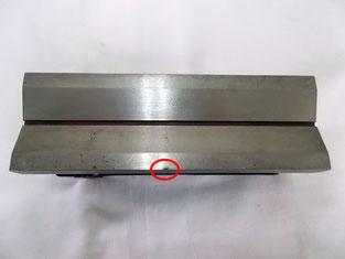 精密平形水準器 一般工作用 150mm 製造1988年頃