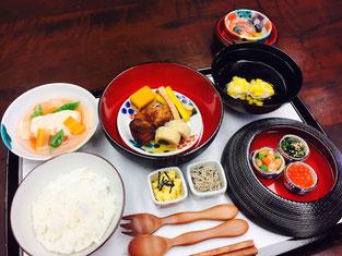 星野リゾート 界 川治 お子様向け和食膳 食事