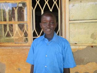 3学期から支援開始のOpoka Brian.転入試験で大変な高得点! 見事4年生に転入!!通学開始後も常にトップクラスです!!