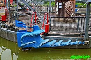 Affen und Vogelpark Eckenhagen Wildwasserrondell Tierpark Wildpark Zoo Nordrhein Westfalen Butterfly Sunkid Heege Pendelbahn