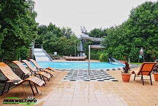 Spassbad Spaßbad Schwimmbad Allgäu Skyline Park Wiegand Maelzer Grünbeck Wasserrutschen
