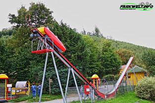 Affen und Vogelpark Eckenhagen Tierpark Wildpark Zoo Nordrhein Westfalen Butterfly 2 Sunkid Heege Pendelbahn