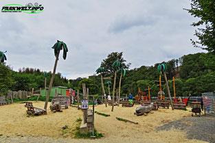 Affen und Vogelpark Eckenhagen Tierpark Wildpark Zoo Nordrhein Westfalen Abenteuer Spielplatz