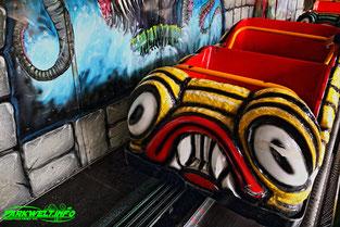 Geisterbahn Geisterschlange Allgäu Skyline Park Mack Rides Emil Lehmann