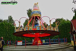 Krinoline Fabbri Allgäu Skyline Park Bayern Freizeitpark Attraktion Fahrgeschäft Karussell