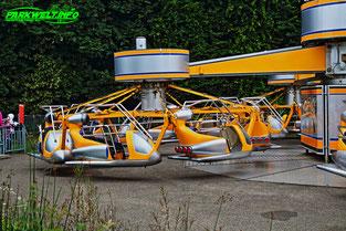 Sky Twister Skyline Park Allgäu Huss Rides Condor Attraktion Karussell Heide Park