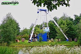 Alte Liebe Die Schiffschaukel Huss Allgäu Skyline Park