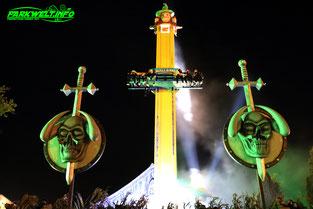 Halloween Nächte Taunus Wunderland Schlangenbad Freizeitpark Themepark