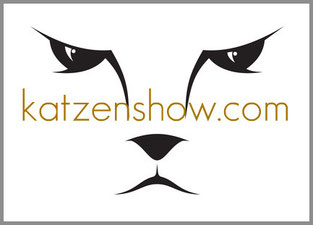 Logo von www.katzenshow.com, Rassekatzen kostenlos im Internet ausstellen, Bildquelle: fotolia.com