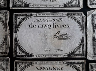 Frans militair noodgeld 1811, Frans noodgeld