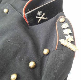 Artillerie GKT close-up.