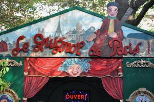 Puppentheater Paris