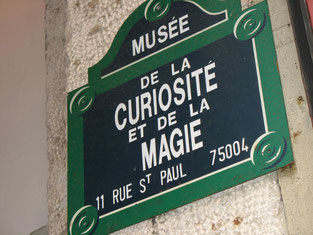 Zaubereimuseum Paris