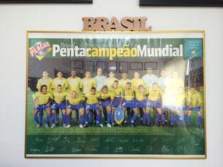 No15.Kléberson ブラジルの時のチームメイト